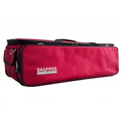 Bagpiper Case - Red