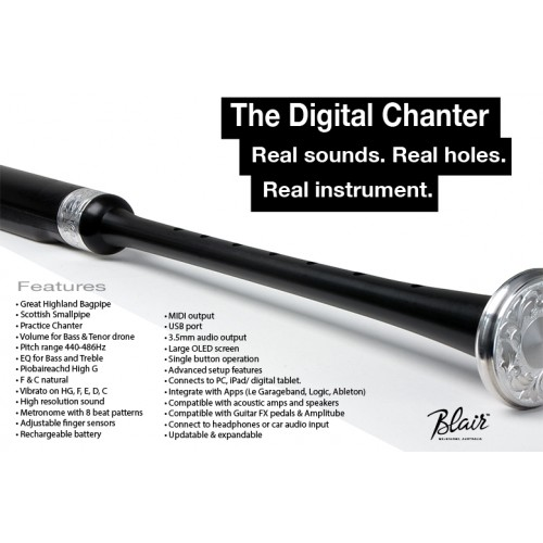 Blair Digital Chanter
