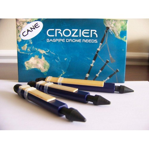Crozier Cane Drone Reeds