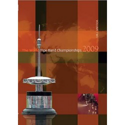 2009 World Pipe Band Championships Volume 2 DVD