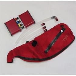 Ross Canister Pipe Bag - Zipper